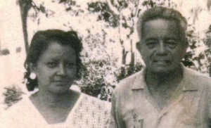 Carmen and Virgilio Muñoz
